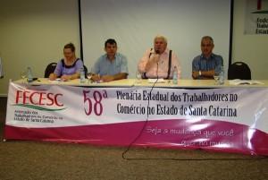 58ª Plenária da Fecesc