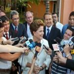 Dilma deve anunciar Mantega, Belchior e Tombini como ministros