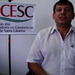 FECESC Entrevista 02: Neudi Gianchini, diretor da FECESC