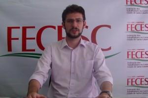 FECESC Entrevista 22: Projeto de lei que regulamenta as Terceirizações