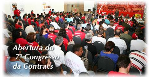 Trabalhadores do Comércio debatem estrutura e organização sindical