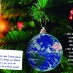 A Federação dos Comerciários (FECESC) deseja um Natal de Paz e um 2015 de construção da justiça social!