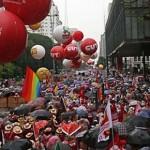 31 de março, 7 de abril, 1º de Maio: dias de manifestações