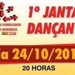 Sitracom promove 1º Jantar Dançante do Comerciário do Vale do Araranguá