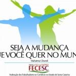 FECESC promove 11º Congresso Estadual dos Trabalhadores no Comércio