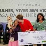 Governo anuncia R$ 265 milhões para combate à violência contra a mulher