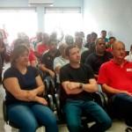 Mobilização faz Patronal de Tubarão apresentar proposta para Convenção Coletiva