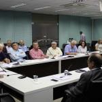 Entidades patronais e de trabalhadores realizam primeira rodada de negociações para reajuste do Piso Salarial Estadual em 2016