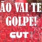 Nota da CUT SC contra processo de impeachment Dilma