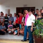 Direção Nacional da Contracs homenageia o companheiro Wilson Paiva