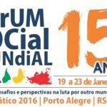 Fórum Social Temático começa hoje em Porto Alegre e comemora 15 anos