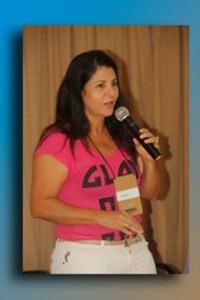 Geralda Godinho Sales, secretária-adjunta de administração e finanças da Contracs