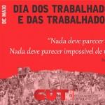 1º de Maio: dia de luta! Dia dos Trabalhadores e das Trabalhadoras