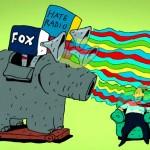 Documentário mostra como mídia de direita altera formação de opinião do público