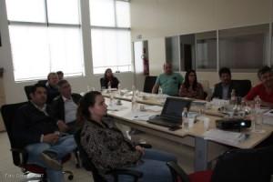 Contracs reúne dirigentes para tratar do Sistema S