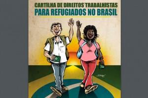 Cartilha de Direitos Trabalhistas para Refugiados no Brasil