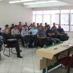Diretoria da FECESC se reúne em Florianópolis