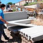 Loja de materiais de construção sofre ação por vender produtos que contém amianto