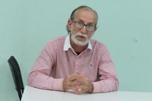 Ivo Pereira Moraes, presidente do Sindicom Chapecó e Região