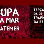 Terceiro ato Fora Temer ocorre dia 6 de setembro, em Florianópolis