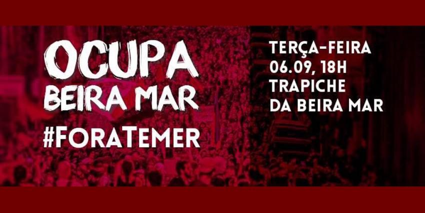 Ato Fora Temer - 06.09.06