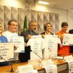 Campanha em defesa do patrimônio público é lançada no Senado
