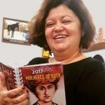 Mulheres de luta é tema de novo livro-agenda do NPC