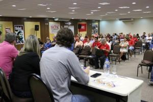 69ª Plenária Estadual dos Trabalhadores no Comércio no Estado de Santa Catarina