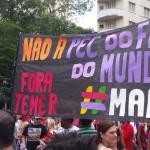 Santa Catarina contra a PEC 55, com votação prevista para 29 de novembro