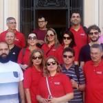 Dirigentes da FECESC realizam intercâmbio na Universidade de Havana