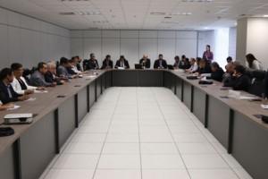 CUT participa de reunião convocada pelo MPT - Dimmy Falcão/MPT