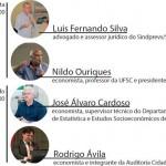 II Congresso Regional de Auditoria Cidadã da Dívida ocorre em Florianópolis