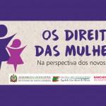 Seminário sobre direitos da mulher leva música, exposição e palestras à Alesc