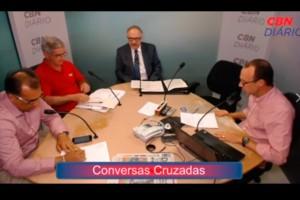 """Conversas Cruzadas 13/03/2017 – Programa repercute declaração de Rodrigo Maia: """"Justiça do Trabalho não deveria nem existir"""""""