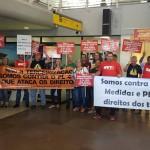 Pressão para votar contra a terceirização – PL 4302