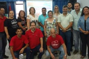 Contracs reúne entidades filiadas da região sul para traçar plano de trabalho