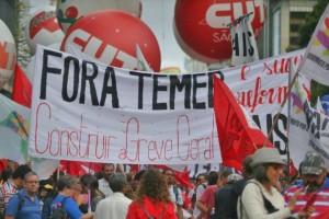 20 de junho: Dia Nacional de Mobilização rumo à greve geral