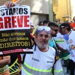 Todo apoio aos trabalhadores da Comcap, defensores do patrimônio público