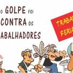 Vitória: Sindicato dos Comerciários de Joaçaba impede abertura do comércio no feriado