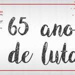 FECESC: 65 anos de luta!