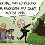 A voracidade do imperialismo e dos seus sócios nacionais na guerra contra o povo brasileiro