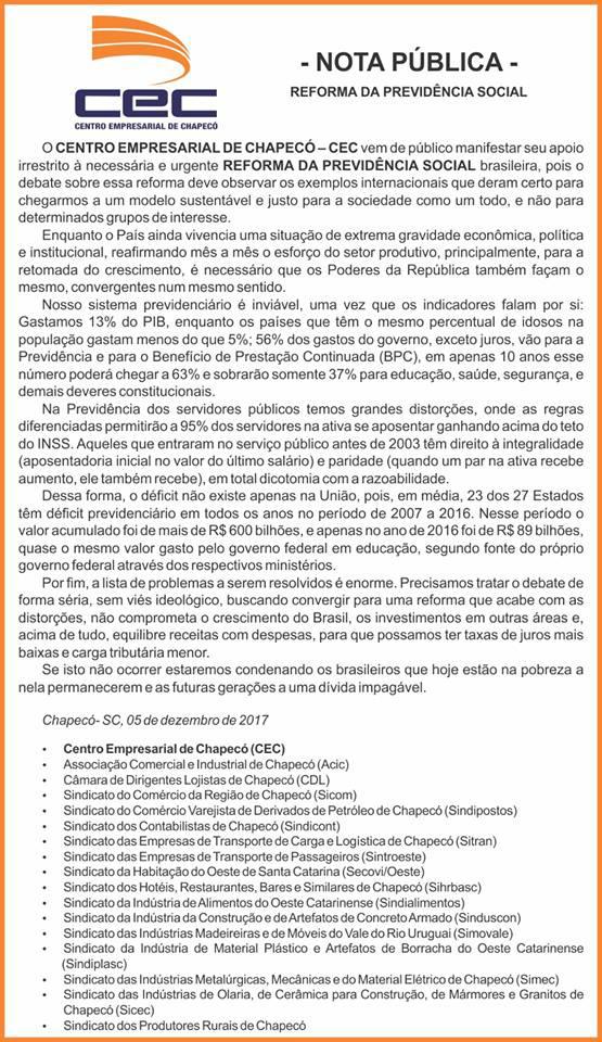 NotPubl-CentroEmpresarialChapeco