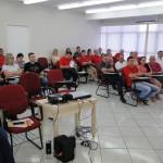 Reunião da diretoria avalia o ano para o movimento dos trabalhadores do comércio e serviços