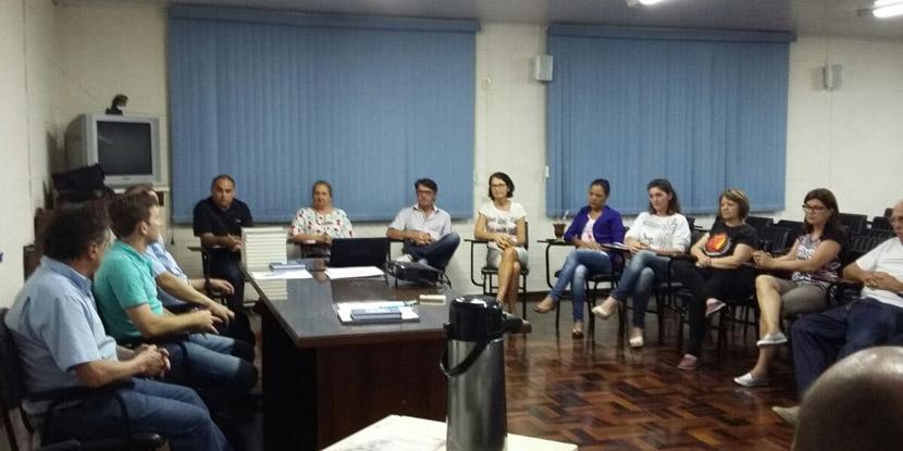Coletivo Sindical de Joaçaba, Herval e Luzerna debate sobre perspectivas para trabalhadores