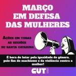 Março é mês de luta pelos direitos das mulheres