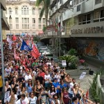 A luta dos servidores públicos de Florianópolis é a nossa luta! Todo apoio à Greve
