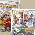 MPT lança revista em quadrinhos sobre sindicatos – Acesse a publicação