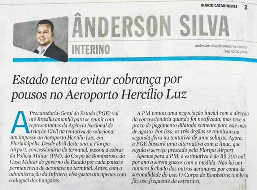 A farsa das privatizações em Santa Catarina