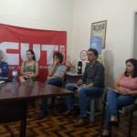 Centrais sindicais de Santa Catarina apoiam Haddad no segundo turno