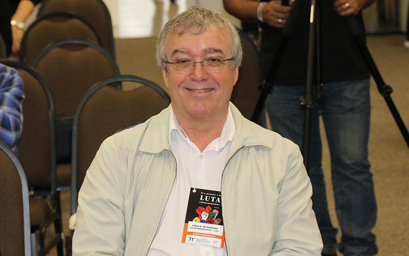 Nota de pesar e homenagem ao companheiro Lédio Rosa de Andrade